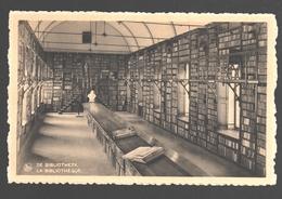 Westmalle - Cisterciënzer Abdij - De Bibliotheek - Nieuwstaat - Malle