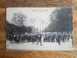 """CP Tournai 1910 """"Collège N.D. De La Tombe, La Cour"""" - Tournai"""