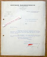 Gentsche Radiodistributie, Stoppelbergstraat, Gent 1940 - Belgium