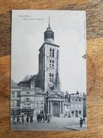 """CP Tournai """"Eglise Sainte Marguerite - Phono-photo"""" - Tournai"""