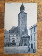 """CP Tournai 1919 """"L'Eglise Ste. Marguerite - Nels"""" - Tournai"""