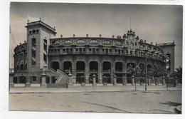(RECTO / VERSO) MALLORCA - PALMA - PLAZA DE TOROS - CACHET HOTEL BUENOS AIRES - FORMAT CPA VOYAGEE - Mallorca