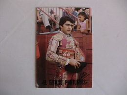 Tauromaquia El Gitano Português Spanish Pocket Calendar 1988 - Small : 1981-90