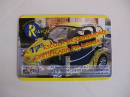 Driving School Escola De Condução Radical Lisboa Portugal Portuguese Pocket Calendar 2007 - Small : 2001-...