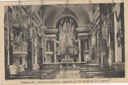 GEMONA Del FRIULI (UDINE) - Interno Del Santuario  Di S. Antonio  - Apparato Per VII Centenario - Udine