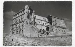 (RECTO / VERSO) TOLEDO EN 1952 - N° 1 - ALCAZAR DESPUES DEL ASEDIO - FORMAT CPA VOYAGEE - Toledo