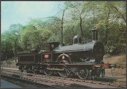 LNWR 2-4-0 Locomotive No 790 'Hardwicke' - National Railway Museum Postcard - Trains