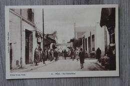 BEJA (TUNISIE) - RUE KHEREDDINE - Tunisia