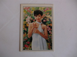 Japan Girl Portugal Portuguese Pocket Calendar 1985 - Small : 1981-90