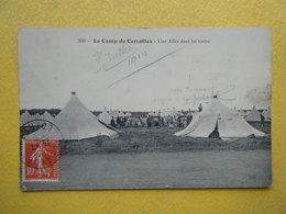 SARAN. Les Aydes. Le Camp De Cercottes. - Other Municipalities