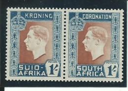 AFRIQUE DU SUD (Union): **, N°82-87, Se Tenant, TB - Stamps