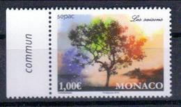 Monako 'SEPAC, Baum' / Monaco 'SEPAC, Tree' **/MNH 2016 - Bäume