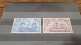 LOT 411088 TIMBRE DE COLONIE TAAF  NEUF**  N°38/39 LUXE - Terres Australes Et Antarctiques Françaises (TAAF)