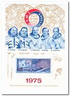 Sowjetunie 1975, Postfris MNH, Apollo-Sojus - Jordanië