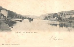 Belgique - Dinant - La Meuse Vers Yvoir - Dinant