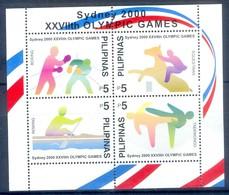 K23- Philippines 2000. Games Of The XXVII Sydney Olympic 2000. - Summer 2000: Sydney