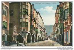 Vipiteno - Sterzing - Rathaus - AK Ca. 1910 - Vipiteno