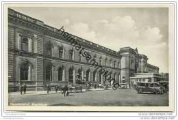 Magdeburg - Hauptbahnhof 30er Jahre - Magdeburg