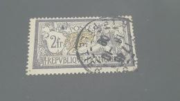 LOT 411124 TIMBRE DE FRANCE OBLITERE N°122 VALEUR 90 EUROS - France