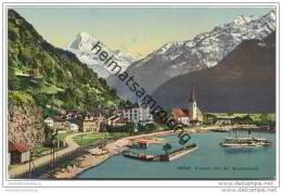 Flüelen Und Der Bristenstock Ca. 1920 - UR Uri