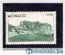 Monaco ~ 1939 N° 184 = Neuf X Stade Louis II - Nuovi