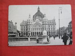 Anvers Gare Centrale    Ref 3038 - Antwerpen