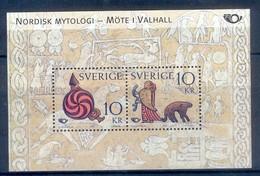 K33- Sweden 2004. Mythology Mythologies. Nordic Mythes. - Sweden