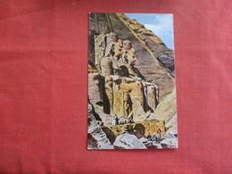 Les Colosses De Ramses A Aboul Simbel  Ref 3038 - Egypt