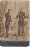 Russia Tsar Aleksander Alexander Alaxandr Aleksandr II & Vasily Lanskoy, Minister - Russia
