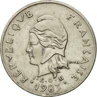 Monnaie, French Polynesia, 10 Francs, 1983, Paris, TTB, Nickel, KM:8 - French Polynesia