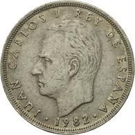 Monnaie, Espagne, Juan Carlos I, 25 Pesetas, 1982, TB+, Copper-nickel, KM:824 - [ 5] 1949-… : Royaume