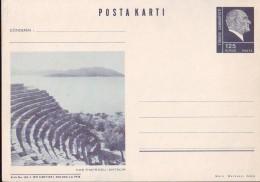 Roman Anphitheatre In Antalya   Turkey 1974 - Archeologia