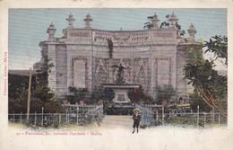 Postcard Fountain St Antonio Gardens Malta By Vincenzo Galea Of Malta Early Undivided Back My Ref  B12381 - Malta