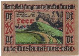Deutschland Notgeld 25 Pfennig Mehl782.1 LEER /09M/ - Lokale Ausgaben