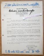 Machines Pour L'Agriculture, Hilaire Van Der Haeghe, Chaussée St Bernard, Antwerpen 1947 - Belgium