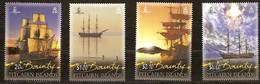 Pitcairn Islands 2012 Yvertn° 778-781 *** MNH Cote 20,00 Euro Bateaux Ships Boten HMS Bounty - Pitcairn