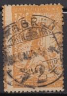 Yugoslavia - SHS - Issue For Slovenia 1918 Definitive, Error - Moved Perforation, Used (o) Michel 106 - Slovénie