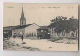 ESNES - Le Village - Place Des Mouleurs  - Animée - France