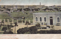 Postcard Imtarfa Barracks Malta By John Critien Early Undivided Back My Ref  B12382 - Malta