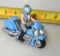 HARLEY GIRL MOTO - Motos