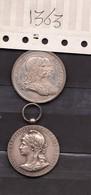 2 Medailles FRANCE - Monete & Banconote