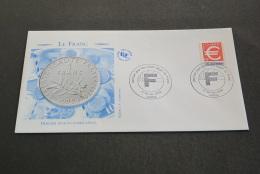 M3777- FDC France 2002 -   Le Franc - 2000-2009