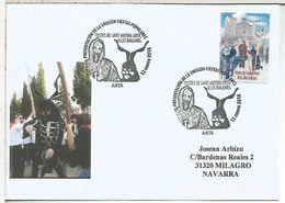 ARTA BALEARES CC CON MAT PRESENTACION FIESTAS DE SANT ANTONI - 1931-Hoy: 2ª República - ... Juan Carlos I