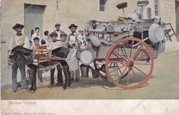 Postcard Maltese Hawker Malta By John Critien Early Undivided Back My Ref  B12385 - Street Merchants