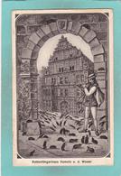 Old Card Of Rattenfanger,Hameln A.d. Weser,Lower Saxony, Germany.,S54. - Hameln (Pyrmont)