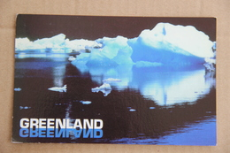 Groenland,  Kalaallit Nunaat, Icebergs - Groenland