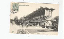 SAINT OUEN ILLUSTRE CHAMP DE COURSES 3 LE PESAGE ET LES TRIBUNES 1906 - Saint Ouen