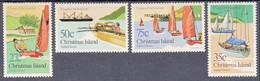 Christmas Island  Timbres Neufs Avec Charnière N° SG 171 à 174; Sc 138 à 141; Yv 175 à 188 - Christmas Island
