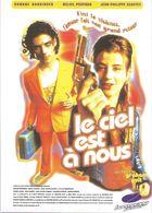 SPECTACLE CINÉMA FILM  LE CIEL EST A NOUS  EDIT. BOOMERANG.BE - Posters On Cards