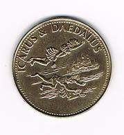 &-  PENNING  SHELL  ICARUS & DAEDALUS  1969 - Unternehmen